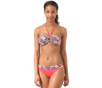 Flower - Bikini Set für Damen - Blau