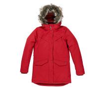 Expedition - Funktionsjacke für Mädchen - Rot