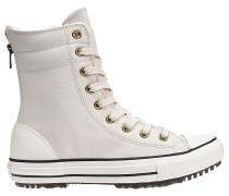Chuck Taylor All Star Hi-Rise Lthr+Fur X-Hi Lthr - Stiefel für Damen - Weiß