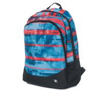 Proschool Ocean Glitch - Rucksack für Herren - Blau