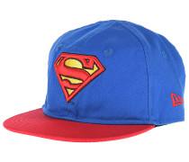 Hero Essential Snap INF SupermanSnapback Cap Blau