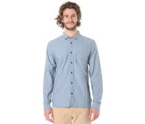 Cooper L/S - Hemd für Herren - Blau