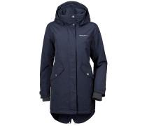 Tanja Parka - Jacke für Damen - Blau