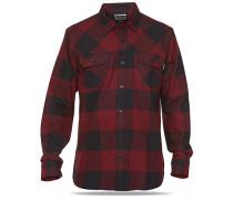 Cascade L/S Flannel - Hemd für Herren - Karo