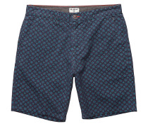 New Order Washed Wal - Chino Shorts für Herren - Blau