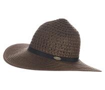 Hari Short Brim Boho - Hut für Damen - Braun