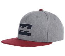 All Day - Snapback Cap für Herren - Grau