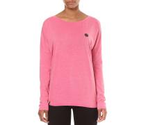Heimdahl VI - Langarmshirt für Damen - Pink