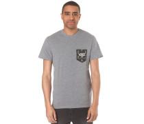 Print Box Pocket - T-Shirt für Herren - Grau
