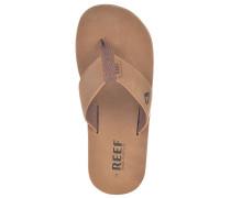 Lthr Smoothy - Sandalen für Herren - Braun