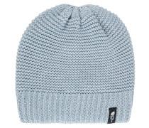 Purrl Stitch - Mütze für Damen - Grau