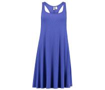 Racerback Jersey Rib - Kleid für Damen - Blau