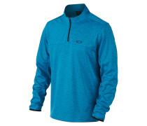 Scores 1/4 - Sweatshirt für Herren - Blau