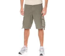 Flex - Cargo Shorts für Herren - Grün