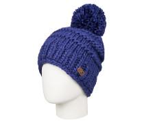 Winter - Mütze für Damen - Blau