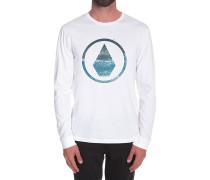 Canvas Stone BSC - Langarmshirt für Herren - Weiß
