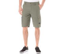 Foundation Cargo - Cargo Shorts für Herren - Grün