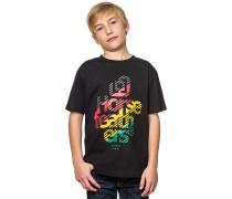 StreamT-Shirt Schwarz