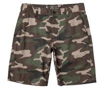 Week-End Hybrid Ii - Shorts - Camouflage