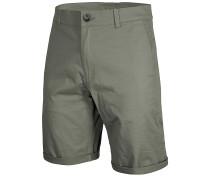 Basic II - Chino Shorts für Herren - Grün