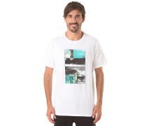 Layover - T-Shirt für Herren - Weiß