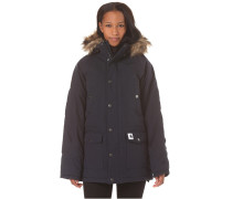 Trapper - Jacke für Damen - Blau