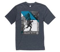 Level - T-Shirt für Herren - Grau