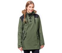 Gowen - Mantel für Damen - Grün
