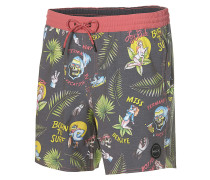 Mission - Boardshorts - Schwarz