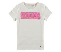 Script - T-Shirt für Mädchen - Weiß