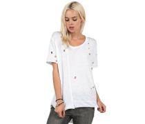 Broke En - T-Shirt für Damen - Weiß