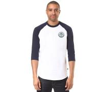 Diecon 3/4 - Langarmshirt für Herren - Blau