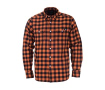 Jacksonville - Hemd für Herren - Orange