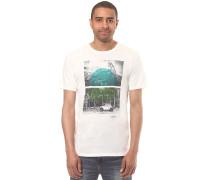 Fin Toss - T-Shirt für Herren - Weiß