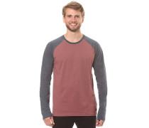 Allday - Langarmshirt für Herren - Grau