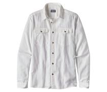 Steersman L/S - Hemd - Weiß