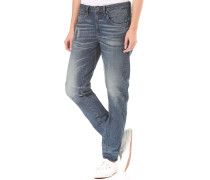 Arc 3D Low Boyfriend - Jeans für Damen - Blau