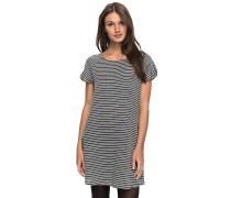 Paek Moment Striped - Kleid für Damen - Schwarz
