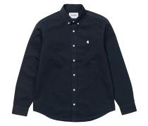 Madison L/S - Hemd für Herren - Blau