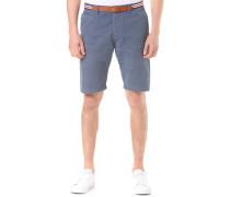 Lorenzo Long AKM 195 - Chino Shorts für Herren - Blau