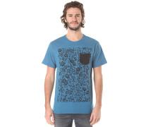 Snapper A/O Pocket - T-Shirt für Herren - Blau