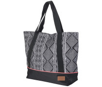 Black Sand Shopper - Handtasche - Schwarz