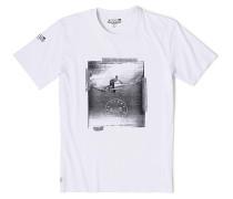 Step - T-Shirt für Herren - Weiß