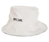 Island Palms Revo Bucket - Hut für Damen - Weiß