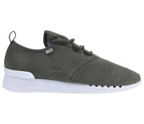 MocLau Mix Yarn Sneaker - Beige