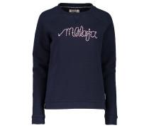 FerreraM. - Sweatshirt für Damen - Blau