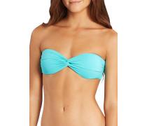 Sol Searcher Twisted - Bikini Oberteil für Damen - Blau