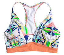 Kir Sporty 70/h - Bikini Oberteil für Damen - Weiß