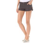 Southern - Chino Shorts für Damen - Schwarz