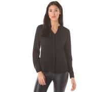 V - Bluse für Damen - Schwarz